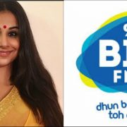 VIDYA BASHES MANSPLAINING IN HER RECENT SATIRICAL MONOLOGUE FOR HER SHOW MUTHOOT BLUE 'DHUN BADAL KE TOH DEKHO' ON BIG FM