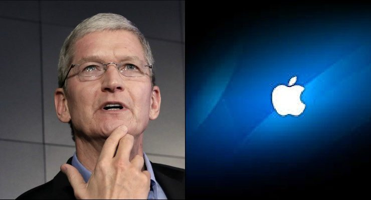 "US President Donald Trump absent-mindedly has addressed Tim cook as ""Tim Apple"" at a conference, The Apple CEO later changed his twitter name to ""Tim Apple"" replacing surname with company logo"