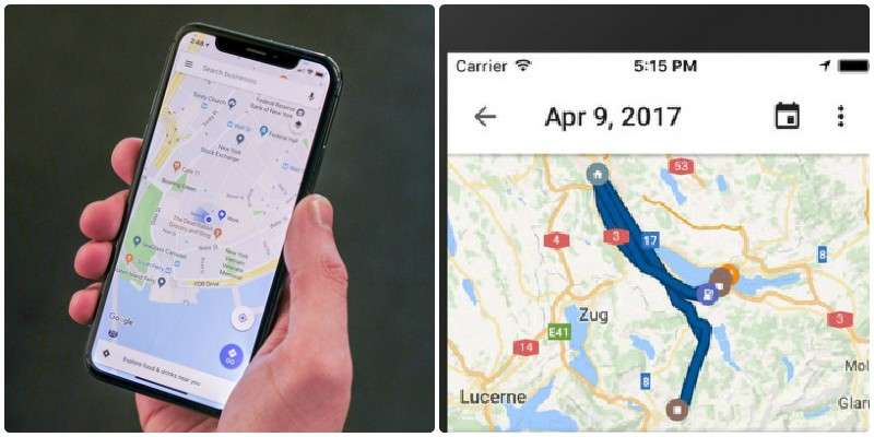 Google Maps with On-Screen Speedometer to some Regions