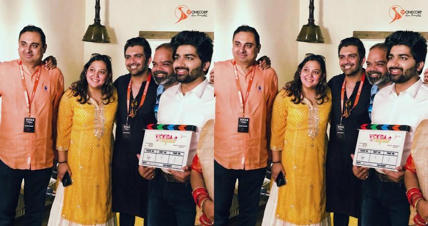 After Chhello Divas Malhar Sharad Patel Reunite Vickida