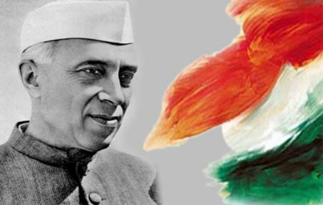 Today Is Pandit Jawaharlal Nehru's Death Anniversary : 27 May 2020